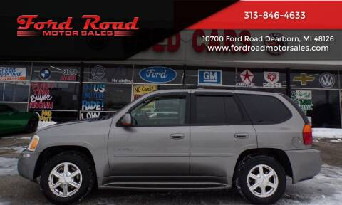 2005 GMC Envoy for sale at Ford Road Motor Sales in Dearborn MI