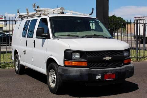 2011 Chevrolet Express Cargo for sale at Avanesyan Motors in Orem UT
