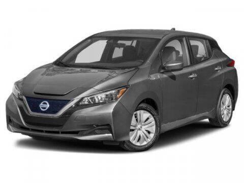 2022 Nissan LEAF for sale at Scott Evans Nissan in Carrollton GA