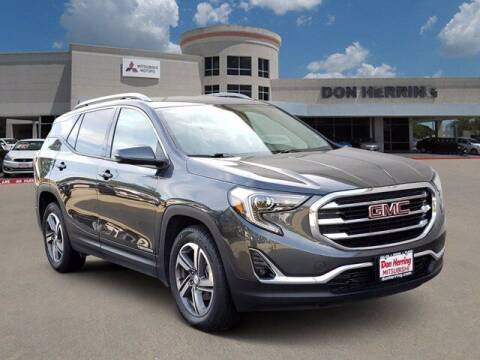 2020 GMC Terrain for sale at Don Herring Mitsubishi in Plano TX