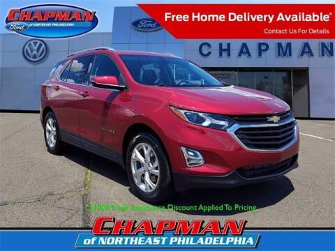 2018 Chevrolet Equinox for sale at CHAPMAN FORD NORTHEAST PHILADELPHIA in Philadelphia PA