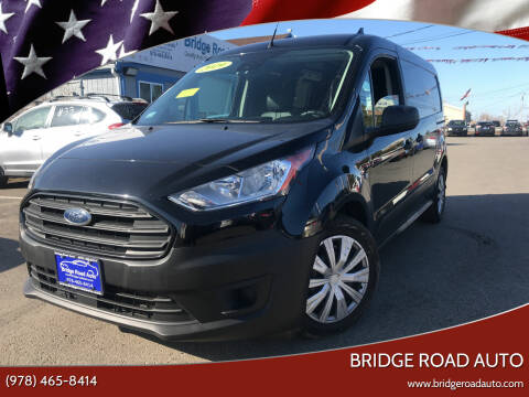 2019 Ford Transit Connect Cargo for sale at Bridge Road Auto in Salisbury MA