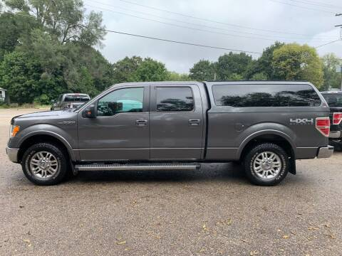 2012 Ford F-150 for sale at SS AUTO PRO'S in Otsego MI