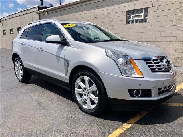 2015 Cadillac SRX for sale at Richardson Sales & Service in Highland IN
