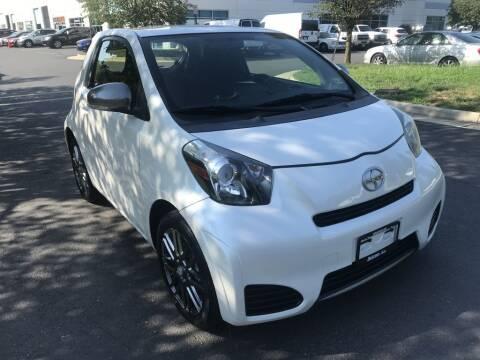 2012 Scion iQ for sale at Dotcom Auto in Chantilly VA