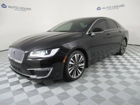 2018 Lincoln MKZ Hybrid for sale at AUTO HOUSE TEMPE in Tempe AZ