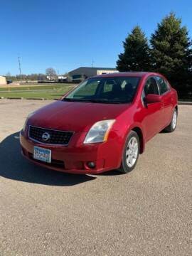 2009 Nissan Sentra for sale at RUS Auto LLC in Shakopee MN