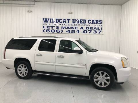 2008 GMC Yukon XL for sale at Wildcat Used Cars in Somerset KY