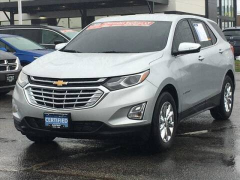 2020 Chevrolet Equinox for sale at SUNTRUP BUICK GMC in Saint Peters MO