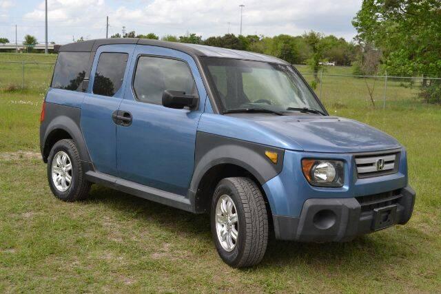 2010 Honda Element for sale at WOODLAKE MOTORS in Conroe TX