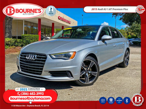 2015 Audi A3 for sale at Bourne's Auto Center in Daytona Beach FL