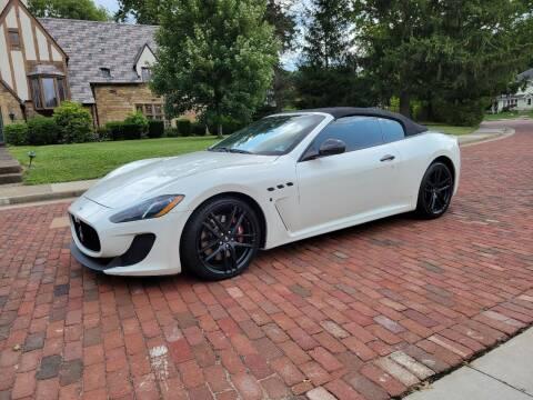 2013 Maserati GranTurismo for sale at Five Star Auto Group in North Canton OH