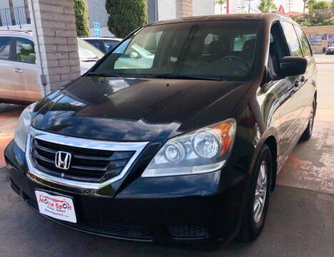 2010 Honda Odyssey for sale at MotorSport Auto Sales in San Diego CA