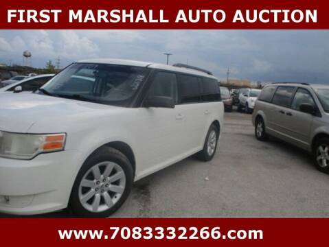2009 Ford Flex for sale at First Marshall Auto Auction in Harvey IL