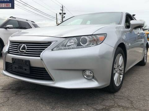 2014 Lexus ES 350 for sale at Capital Motors in Raleigh NC