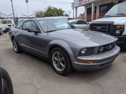 2006 Ford Mustang for sale at Convoy Motors LLC in National City CA