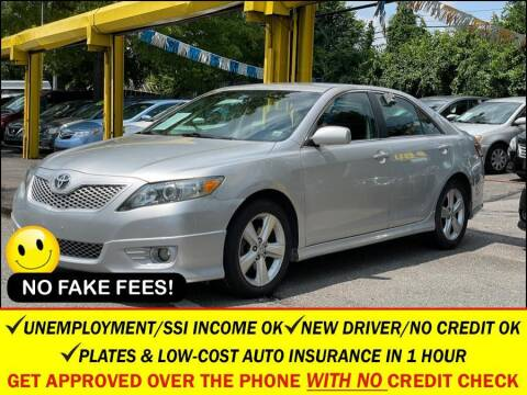 2010 Toyota Camry for sale at AUTOFYND in Elmont NY