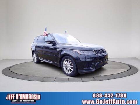 2018 Land Rover Range Rover Sport for sale at Jeff D'Ambrosio Auto Group in Downingtown PA