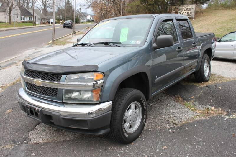 2006 Chevrolet Colorado for sale at Mayer Motors of Pennsburg - Green Lane in Green Lane PA