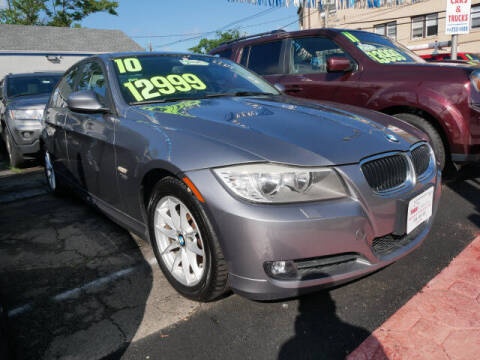 2010 BMW 3 Series for sale at M & R Auto Sales INC. in North Plainfield NJ