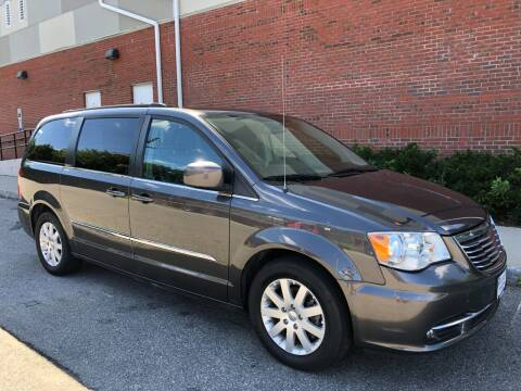 2016 Chrysler Town and Country for sale at Imports Auto Sales Inc. in Paterson NJ