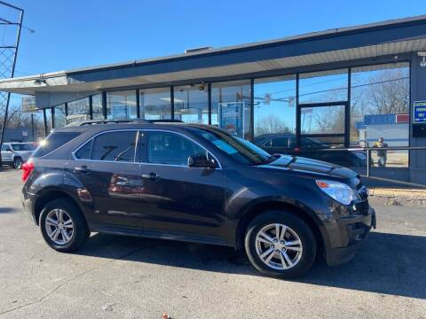 2015 Chevrolet Equinox for sale at Smart Buy Car Sales in St. Louis MO
