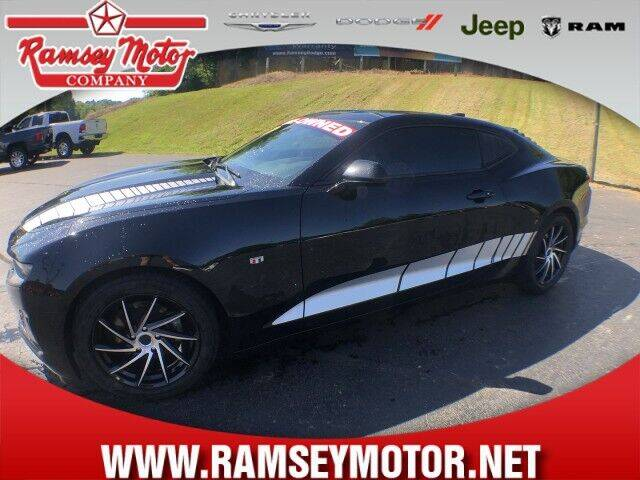 2019 Chevrolet Camaro for sale at RAMSEY MOTOR CO in Harrison AR