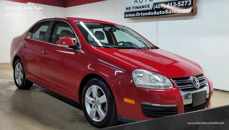 2008 Volkswagen Jetta for sale at Orlando Auto Sale in Orlando FL