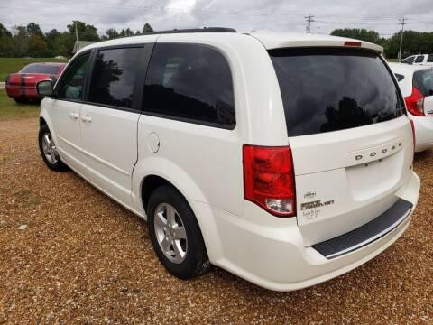 2012 Dodge Grand Caravan for sale at Scarletts Cars in Camden TN