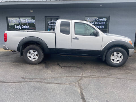 2006 Nissan Frontier for sale at Auto Credit Connection LLC in Uniontown PA