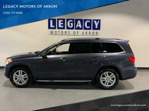 2015 Mercedes-Benz GL-Class for sale at LEGACY MOTORS OF AKRON in Akron OH
