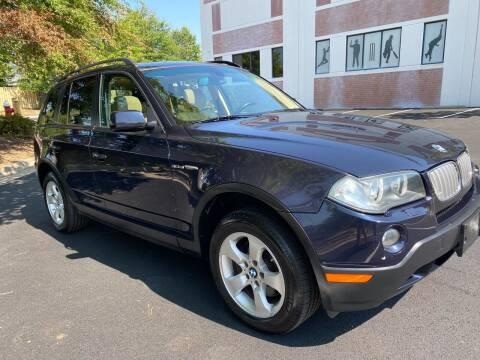 2007 BMW X3 for sale at Dreams Auto Sales LLC in Leesburg VA