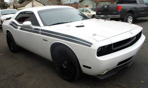 2010 Dodge Challenger for sale at Exem United in Plainfield NJ