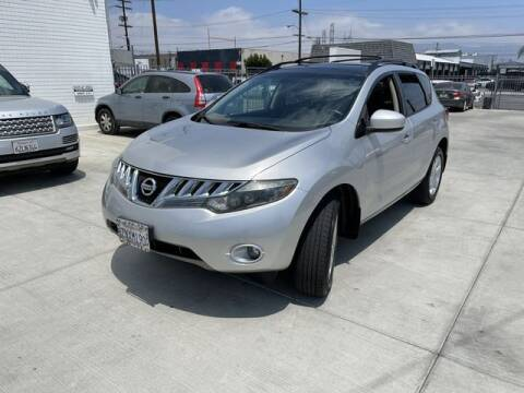 2009 Nissan Murano for sale at Hunter's Auto Inc in North Hollywood CA