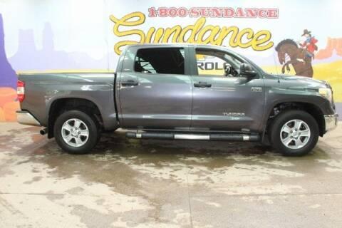 2014 Toyota Tundra for sale at Sundance Chevrolet in Grand Ledge MI