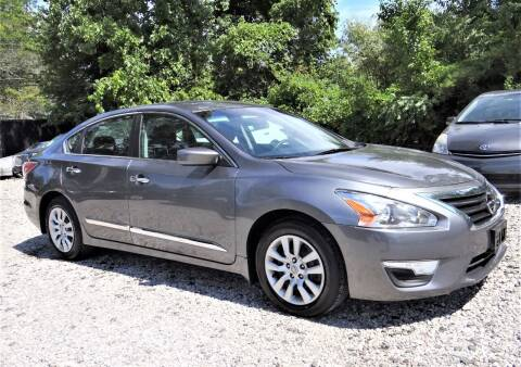 2015 Nissan Altima for sale at Premier Auto & Parts in Elyria OH