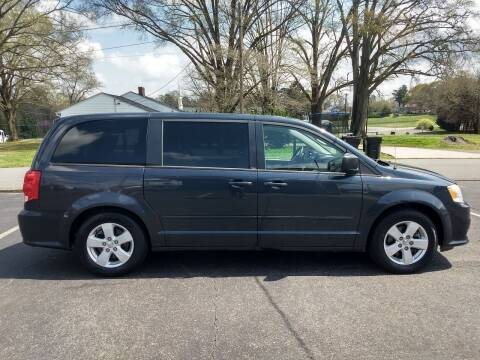 2013 Dodge Grand Caravan for sale at Kenny's Auto Sales Inc. in Lowell NC