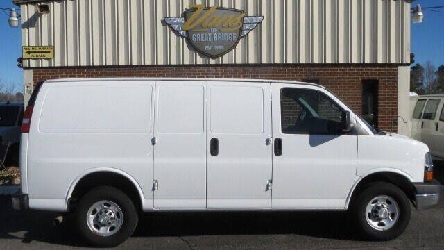 2015 Chevrolet Express Cargo for sale at Vans Of Great Bridge in Chesapeake VA