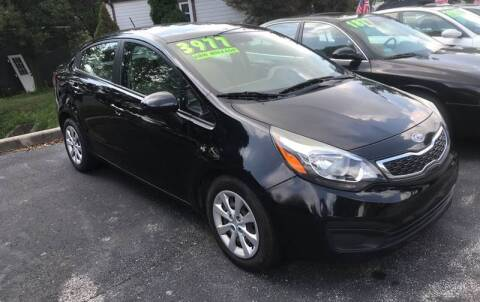 2012 Kia Rio for sale at Klein on Vine in Cincinnati OH