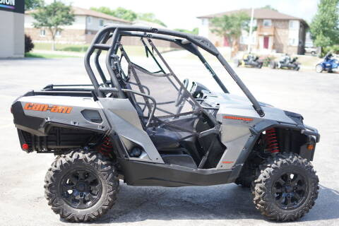 2016 Can-Am Commander XT 800R Brushed Alum for sale at Southeast Sales Powersports in Milwaukee WI