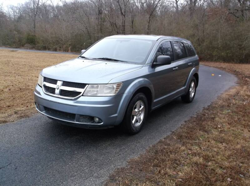 2009 Dodge Journey for sale at Smith Auto Finance LLC in Grand Saline TX