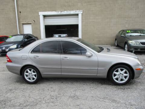 2003 Mercedes-Benz C-Class for sale at Ideal Auto in Kansas City KS