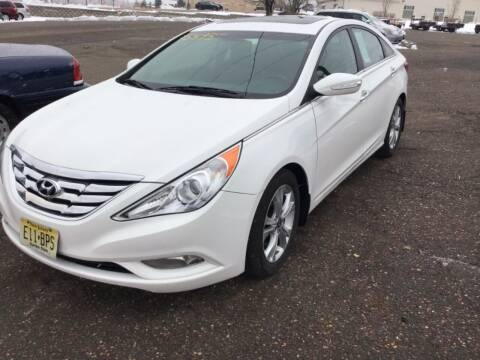 2011 Hyundai Sonata for sale at Sparkle Auto Sales in Maplewood MN