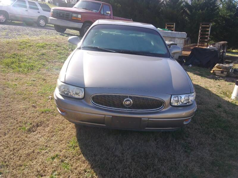 2000 Buick LeSabre for sale at WARREN'S AUTO SALES in Maryville TN