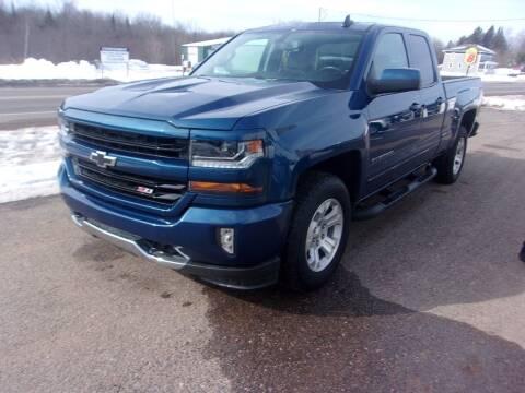 2019 Chevrolet Silverado 1500 LD for sale at Warga Auto and Truck Center in Phillips WI