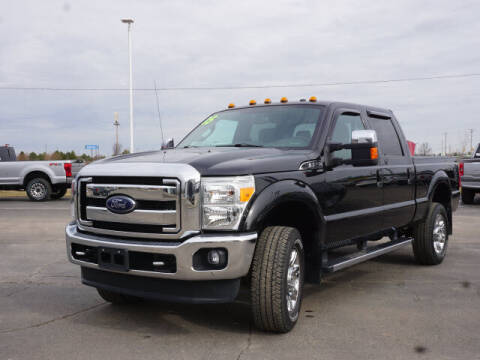 2015 Ford F-250 Super Duty for sale at FOWLERVILLE FORD in Fowlerville MI