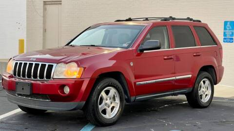 2005 Jeep Grand Cherokee for sale at Carland Auto Sales INC. in Portsmouth VA