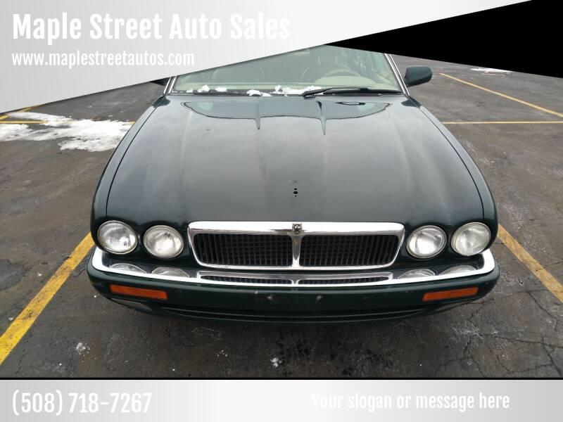 1997 Jaguar XJ-Series for sale at Maple Street Auto Sales in Bellingham MA