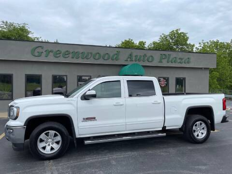 2018 GMC Sierra 1500 for sale at Greenwood Auto Plaza in Greenwood MO