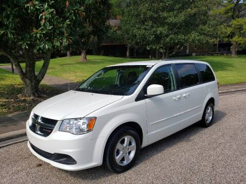 2013 Dodge Grand Caravan for sale at Houston Auto Preowned in Houston TX